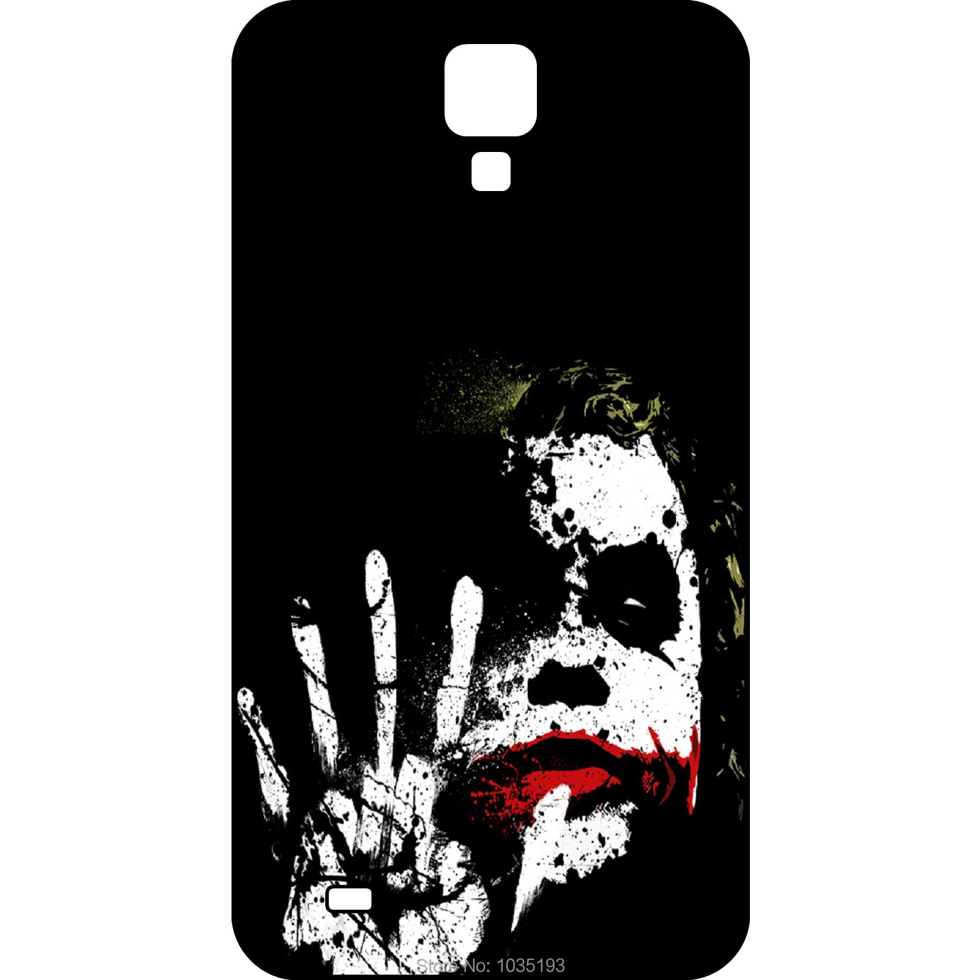 online retailer 1b458 7d9a3 US $6.99 |SG4 06 Joker & Big Hand Pattern Design IMD Protective Black Hard  Cover Snap on Back Case For Samsung Galaxy S4 on Aliexpress.com | Alibaba  ...