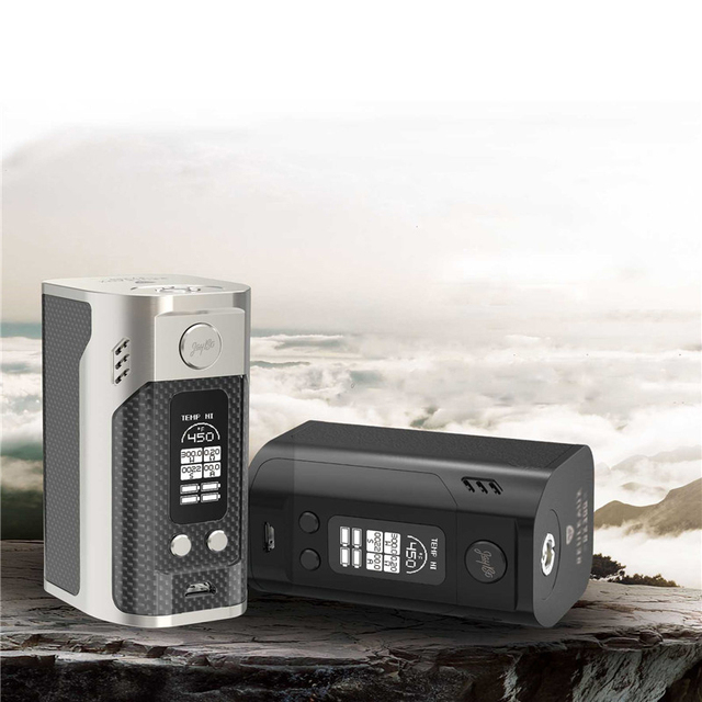 WISMEC Reuleaux RX300 ТК Коробка Мод Электронная сигарета 300 Вт Жидкостью Vape Mod