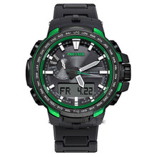 Casio watches solar outdoor climbing table PRW-6100FC-1P PRW-6100Y-1A PRW-6100Y-1B PRW-6100YT-1B PRW-6100Y-1P men's watches