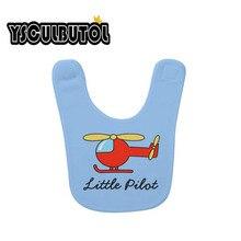 Ysculbutol маленький пилот нагрудником с игрушкой вертолет