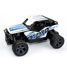 You Want RC Cars 2.4GHz Car Shock Metal Absorber Shell Off-road Race Vehicle Buggy Electronic Remote Control Toy White