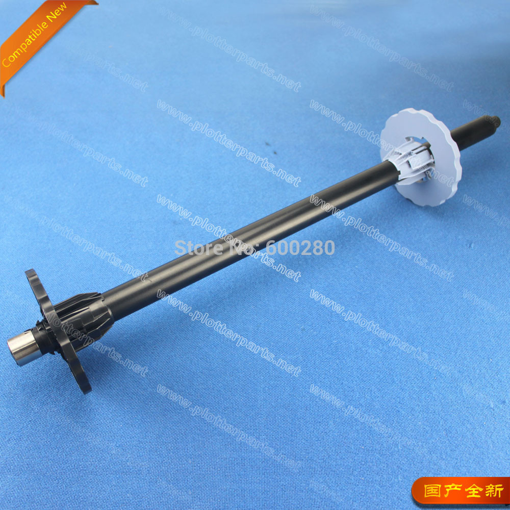 C6095-60182 Rollfeed spindle rod assembly 60 inch for HP DJ 5000 5100 5500 compatible new paulmann 60182