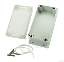цена на Plastic Waterproof Cover Project Electronic Instrument Case Enclosure Box 158*90*65MM