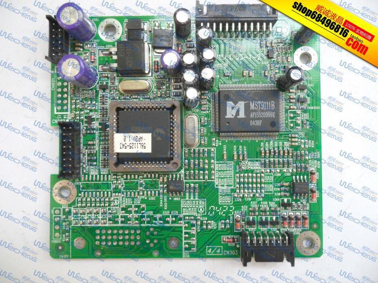 Free Shipping>L1902 logic board 715L1253-1-2 driver board / motherboard / signal board-Original 100% Tested Working free shipping x203h logic board ptb 2103 6832210300p01 driver board motherboard original 100% tested working