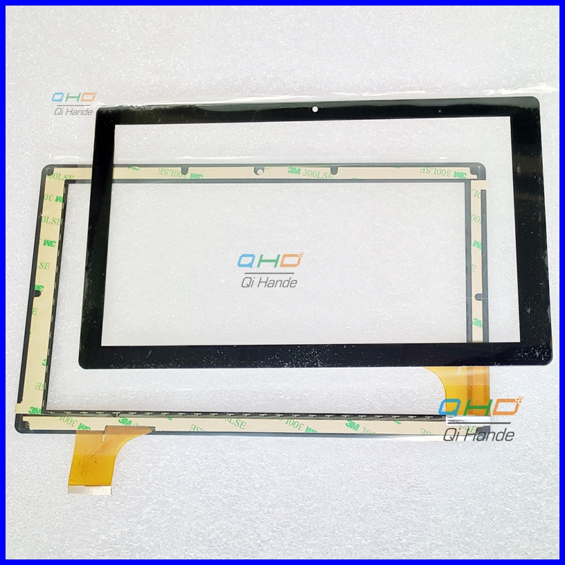 New 9'' inch Capacitive Touch Screen MF-669-101F Digitizer Glass for Tablet PC XC-PG1010-031-A0-Fpc Repair Part XC-PG1010-031-A0 black new 8 tablet pc yj314fpc v0 fhx authentic touch screen handwriting screen multi point capacitive screen external screen