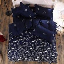 2017 casa de cama Duvet cover set super king ropa de cama plana de color gris hoja de Adultos set 5 ropa de cama de tamaño de cama edredón AB lateral cubierta