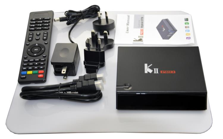 KII PRO DVB S2 T2 Android TV Box 2GB 16GB DVB-T2 DVB-S2 Android 5.1 Amlogic S905 Quad-core WIFI K2 pro 4K Smart TV Box m8 fully loaded xbmc amlogic s802 android tv box quad core 2g 8g mali450 4k 2 4g 5g dual wifi pre installed apk add ons