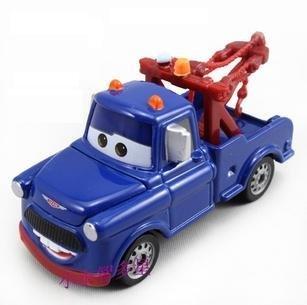 PIXAR Cars 2 Toys change bad Mater