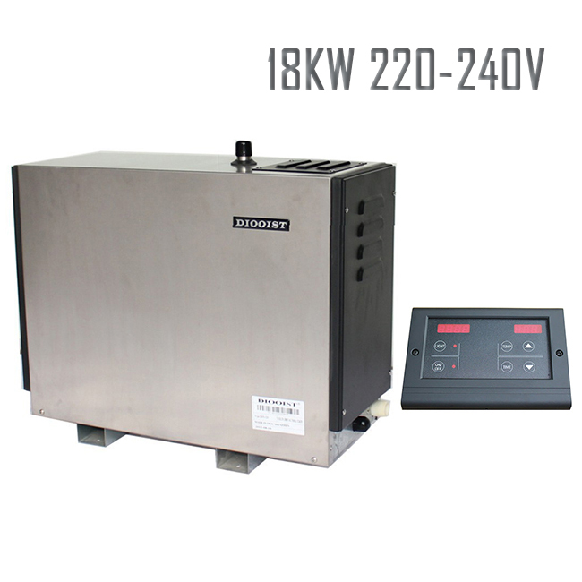 18KW220 240V 50HZStainless steel heavy duty Commercial use Energy conversation steam generator CE 2 years guanratee