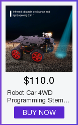 micro: bit bbc mainboard gráfico programável carro