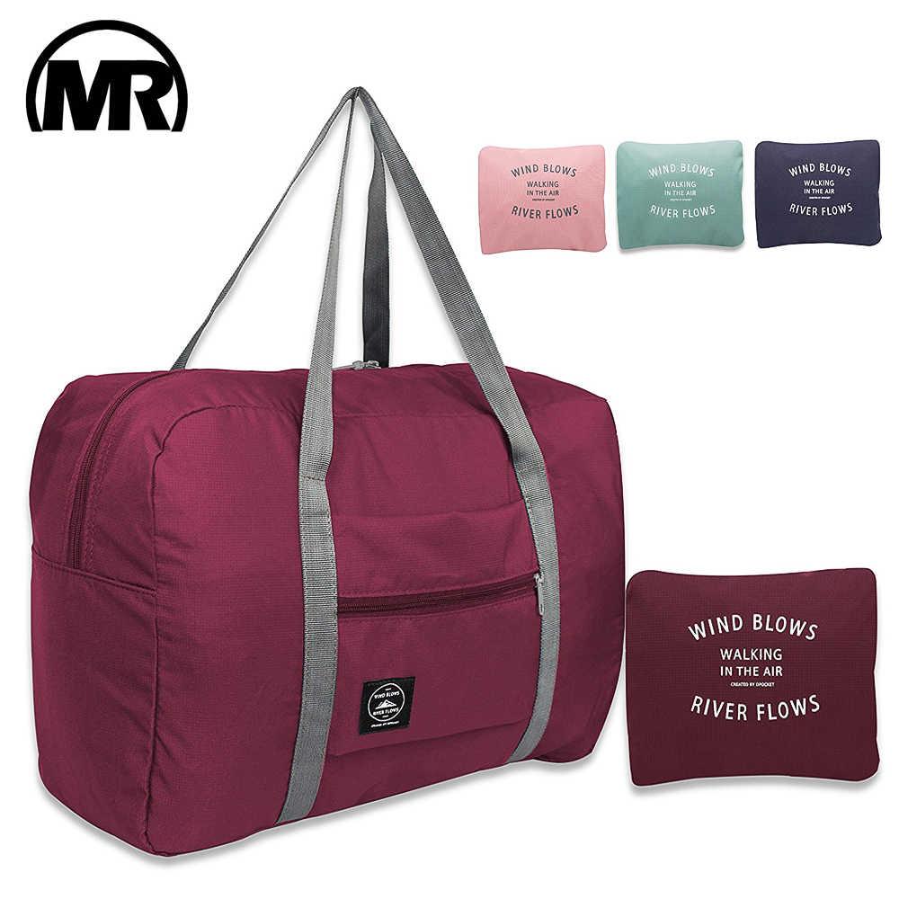 5becbbf6d MARKROYAL Large Capacity Fashion Travel Bag For Man Women Weekend Bag Big  Capacity Bag Travel Carry