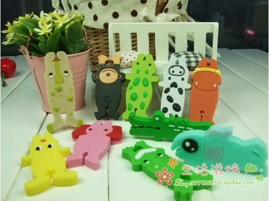 Wholesale - - FREE SHIPPING Cute Animal  Cord Wire Cable organizer Smart Wrap Cable Turtle / earphone winder   + Free Gift