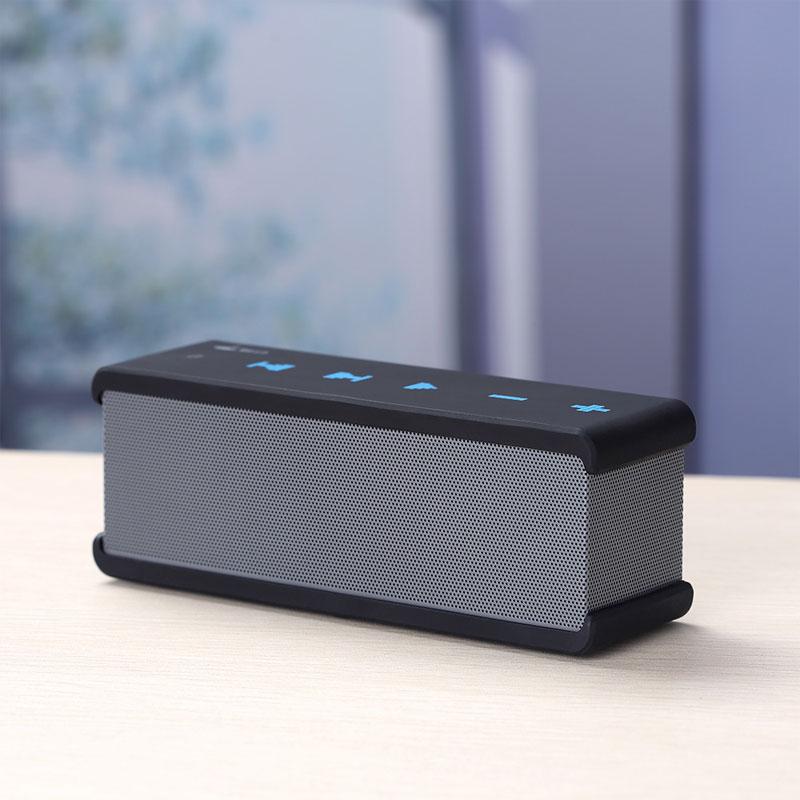Meidong QQ2 Mini kaasaskantavad Bluetooth-kõlarite stereo traadita - Kaasaskantav audio ja video - Foto 5