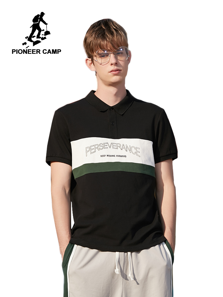 Pioneer Camp   Polo   shirts 2019   Polo   Shirts For Men Casual Brand Clothing Business Male Breathable Mens Summer   Polos   ADP908060