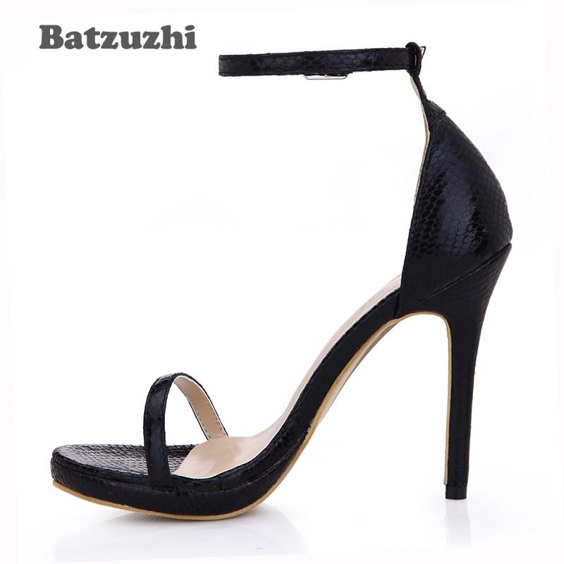 Des 35 Taille Strap Style Sandalias Light Sandale En 43 Gold Noir CsQBohrtdx