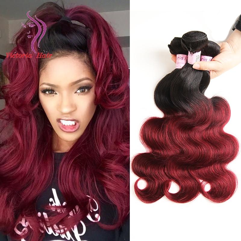 Dark Red Ombre Hair Extensions Driveeapusedmotorhomefo