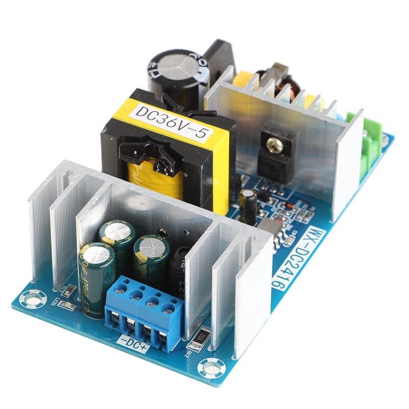 Conversor 110 v 220 v dc 36 v max 6.5a 180 w regulado transformador power driver # aug.26