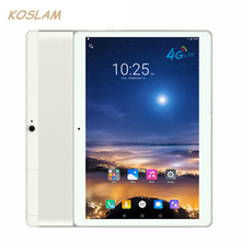 4 Г Android 6.0 Tablet PC Tab Pad 10 Дюймов 1920×1200 IPS Quad Core 2 ГБ RAM 16 ГБ ROM Две СИМ-Карты ООО FDD Телефонный Звонок 10 «Phablet