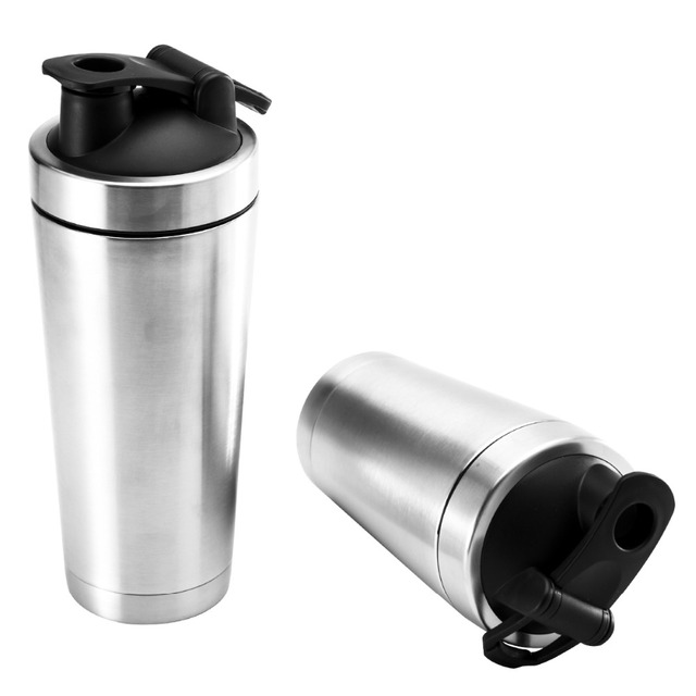 Big Sizes Stainless Steel Sport Water Bottle