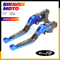 CNC Motorycle Accessories Foldable Lever Motocross Brake Clutch Levers Case for BMW K1300R K1300 S/R/GT 2009 2015