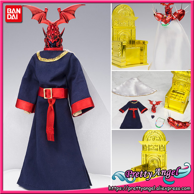PrettyAngel - Genuine <font><b>Bandai</b></font> Tamashii Nations <font><b>Saint</b></font> <font><b>Cloth</b></font> <font><b>Myth</b></font> EX <font><b>Saint</b></font> <font><b>Seiya</b></font> POPE ARES (without the body) Action Figure image
