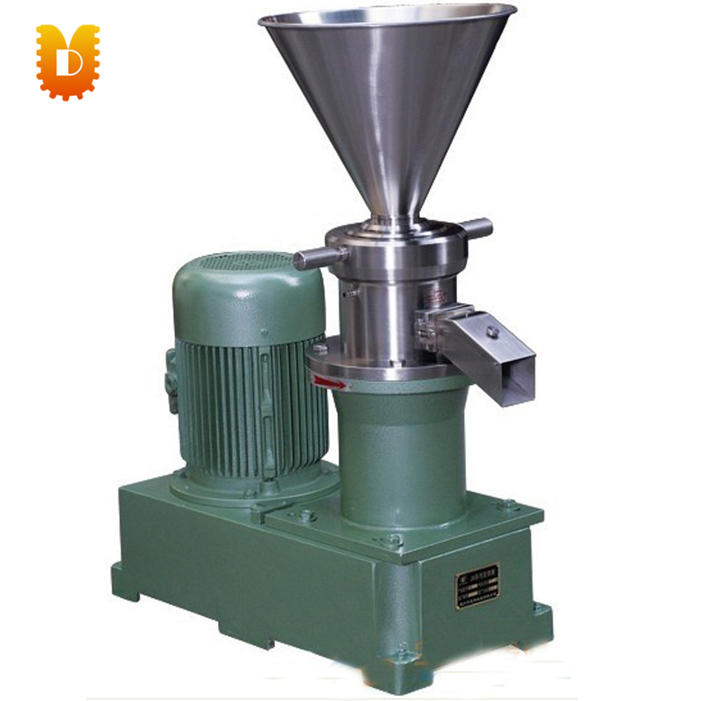 UDJM-110 sesame colloid mill peanut butter making machine economic emulsifying colloid mill jm