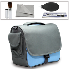 DSLR Camera Bag Case for Canon 77D 80D 760D 750D 700D 800D T5i T6i T6s T7i Nikon D7200 D7100 D5600 D5500 D5300 D3400 D3200 P900 nikon d5600 dslr camera with 18 55mm and 70 300mm lenses new