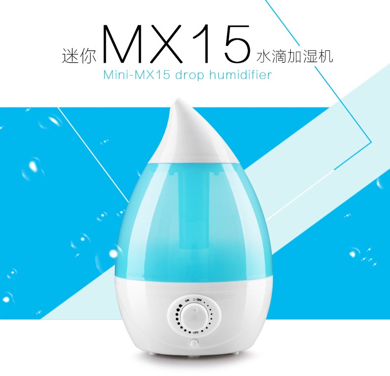 MX15-6, livraison gratuite, humidificateur d'air à ultrasons, - Appareils ménagers - Photo 3