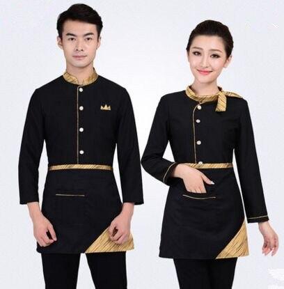 waitress costume chinese waitress uniform restaurant waitress uniforms hotel waitress uniform