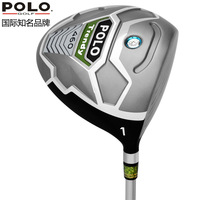 Polo Golf Clubs Driver Titanium Alloy 1 Woods Loft 10.5/Length 1155mm/SwingWeight D4