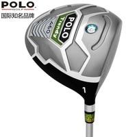 Polo Golf Clubs Driver Titanium Alloy 1 Woods Loft 10.5/Length 1155mm/SwingWeight D4