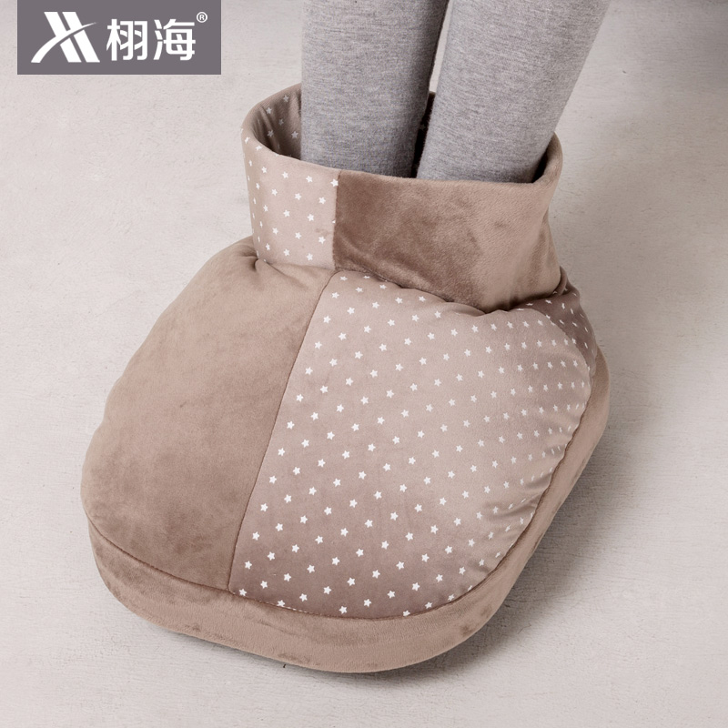 Foot Cozy Heated Slippers 28 Images Cozy Foot Warming