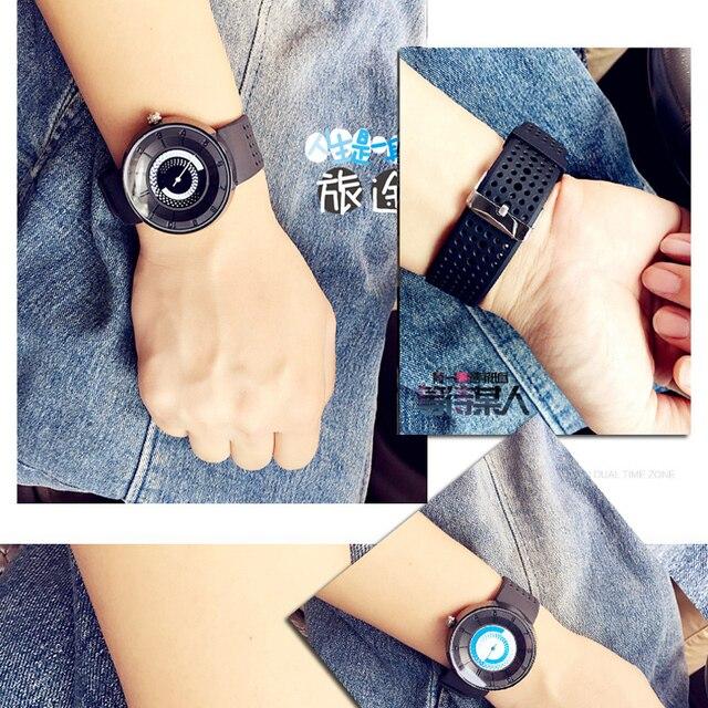 Zegarek Enmex Creative Black