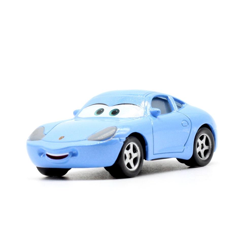 Disney Pixar Cars 3 21 стиль для детей Джексон шторм Высокое качество автомобиль подарок на день рождения сплав автомобиля игрушки модели персонажей из мультфильмов рождественские подарки - Цвет: 4
