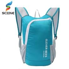 Hot Selling School bag Waterproof Nylon men Backpack Hike Camp Climb Bag women mochila Travel Bag Rucksack trekking bag