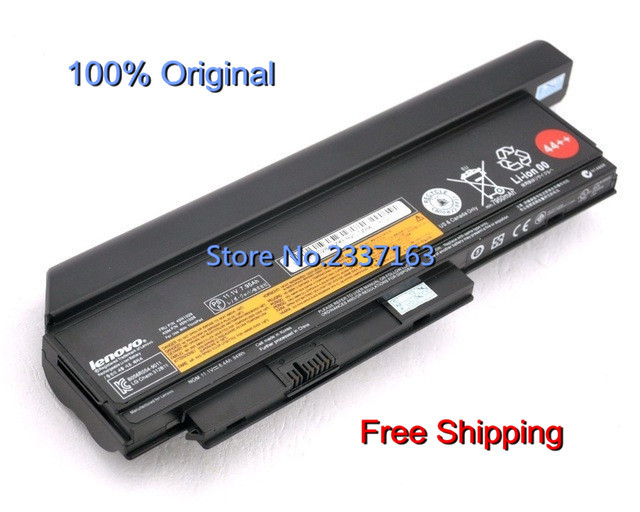 IECWANX 100% new Laptop Battery 45N1029 (11.1V 94WH) for Lenovo Thinkpad X220 X220i X220s X230 X230i X230s 45N1028