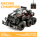 ET YE81401 1/10 Scale Electric RC Cars 4CH 6-wheel Car Model Off-road RC Vehicles RC Crawler