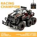 Et ye81401 1/10 escala eléctrico rc cars 4ch de seis modelo de coche todoterreno vehículos de rc rc crawler