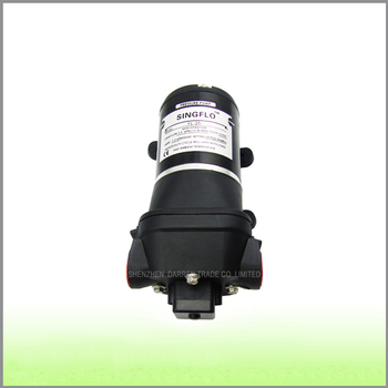 1PC 12v 12.5L/min 35psi Washdown Pump for RV/Marine Demand Diaphragm Water Pump,Low noise Exquisite workmanship