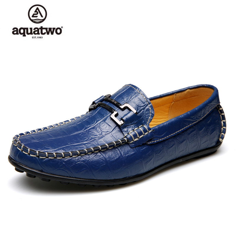 High Quality 2017 New Men Casual Shoes Loafers Shoes Men Breathable Slip On Shoes Flat US6.5-13# Plus Size Leather Shoes For Men branded men s penny loafes casual men s full grain leather emboss crocodile boat shoes slip on breathable moccasin driving shoes