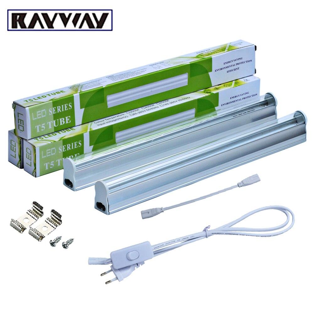 LED Grow Light T5 Bulb Tube AC110V 220V Lampara 2835smd Lamp For Flower Plant Phytolamp Full Spectrum Indoor Seedling Grow Box