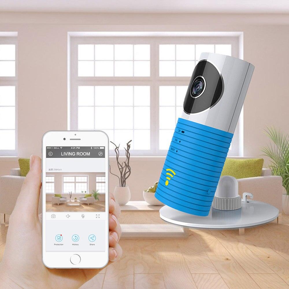 imágenes para 720 P HD Cámara IP WiFi Wireless Baby Monitor IR de Seguridad de Visión nocturna P/T Babycam Sin Cámara CCTV Audio para el Hogar Interior seguridad