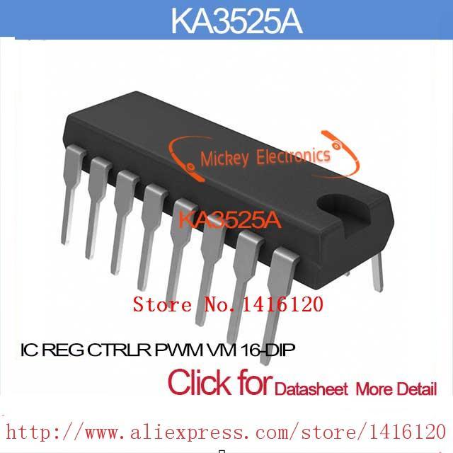 KA3525A IC REG CTRLR PWM VM 16 DIP KA3525A 3525 KA3525 3525A