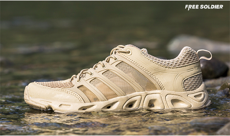Breathable Waterproof Sneakers
