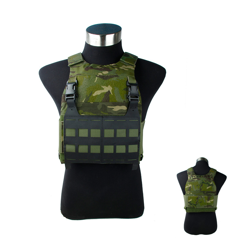 2018 NEW FCSK Tactical Vest Multicam Tropic Vest With EVA Board