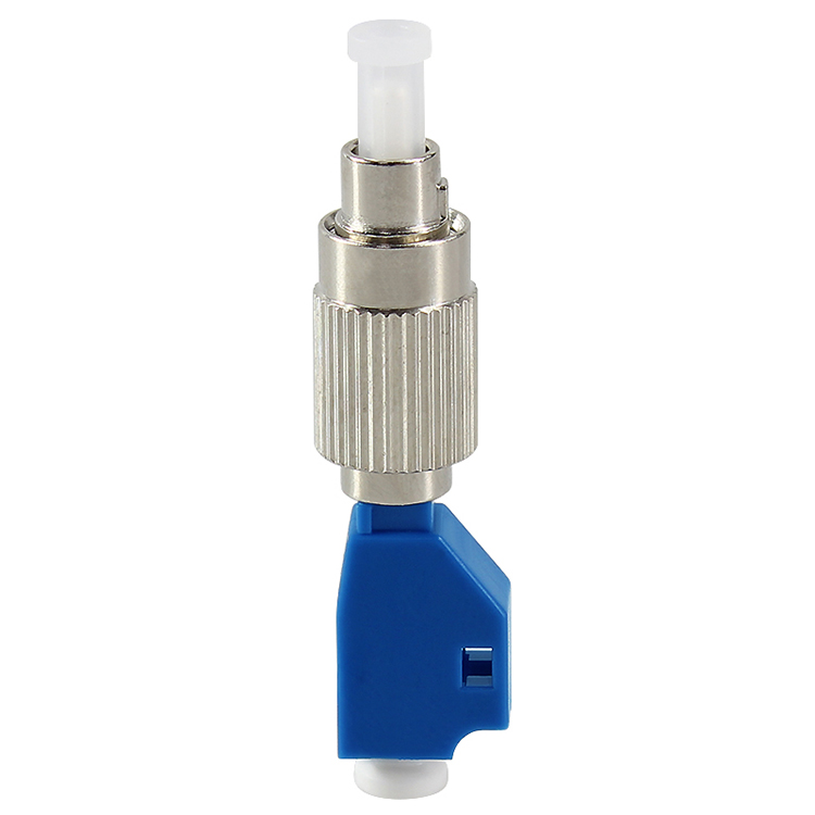 High Quality FC Male To LC Female 2.5mm To 1.25mm FC LC Hybrid Adapter, Single Mode Fiber Optic Adapter