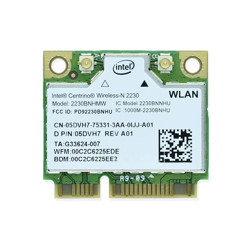Intel  2230 2230BNHMW Centrino Wireless-N 2230 WiFi  300Mbps Bluetooth4.0 Mini wlan wireless network Card