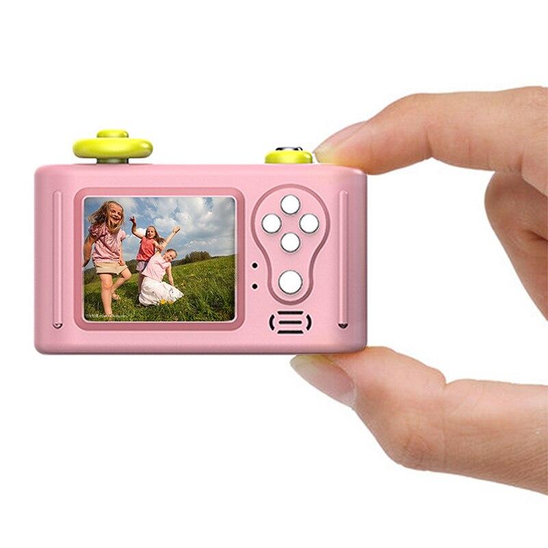 1.5inch 2.0MP 1080P Full HD Cartoon Kids Digital Camera Mini Cam For Kids Birthd