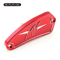 For MV Agusta Brutale 675 12 14 Brutale 800 13 15 Red Motorcycle Front Brake Reservoir