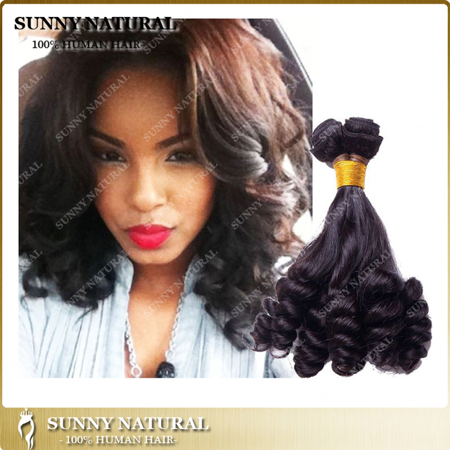 New Hairstyle Grade 7a Virgin Indian Nigerian Egg Curl Spiral Curly